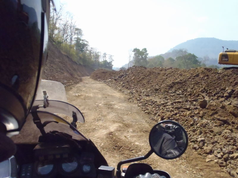 Bolaven Plateau dirt ride