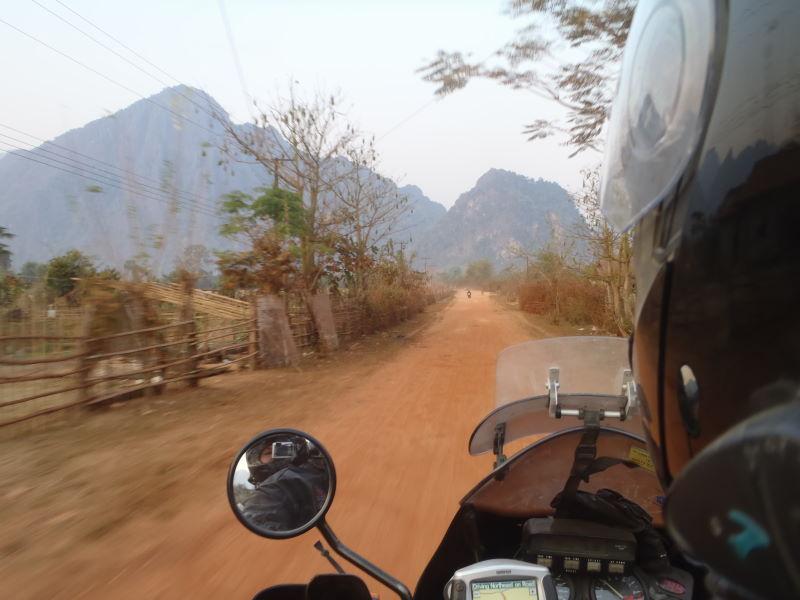 Vang Vieng area