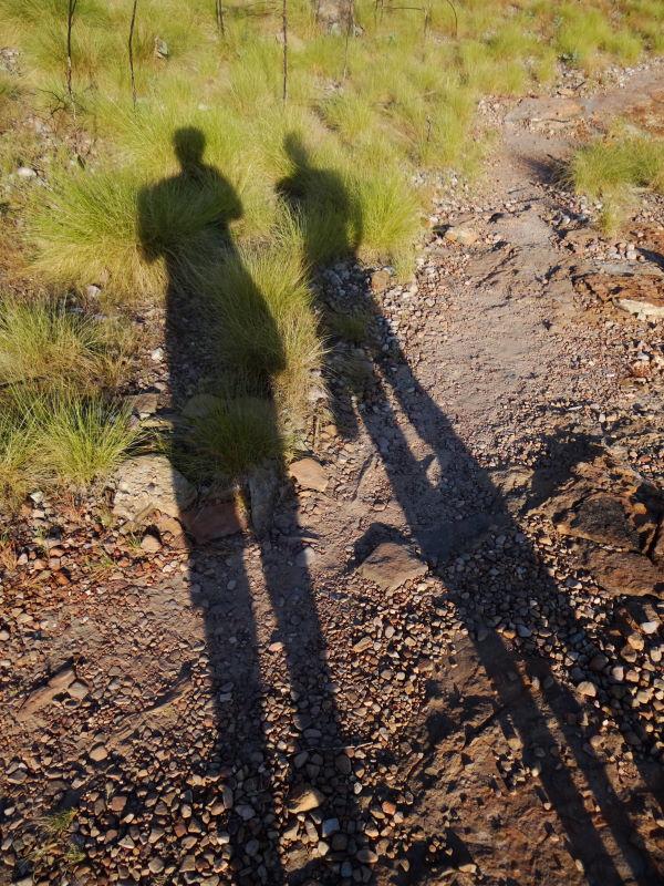 sunset walk, Keep River Park