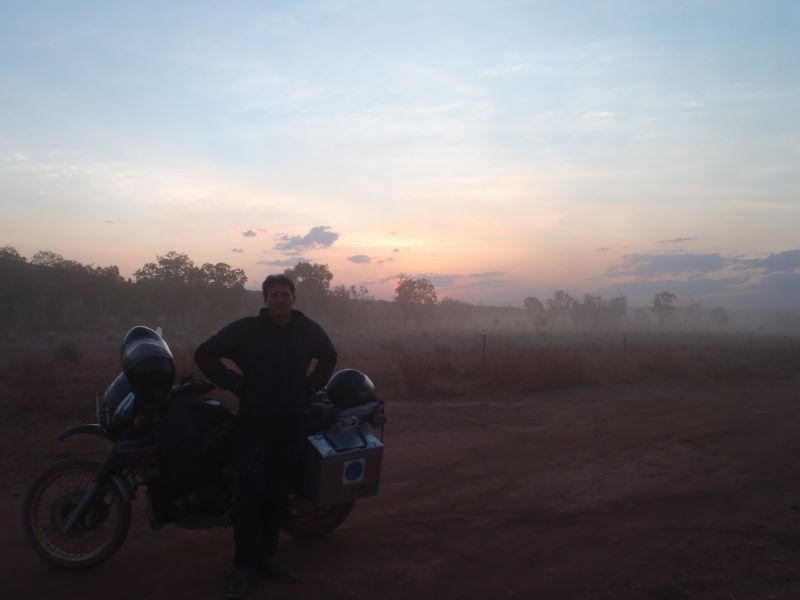 Sunset tour, El Questro