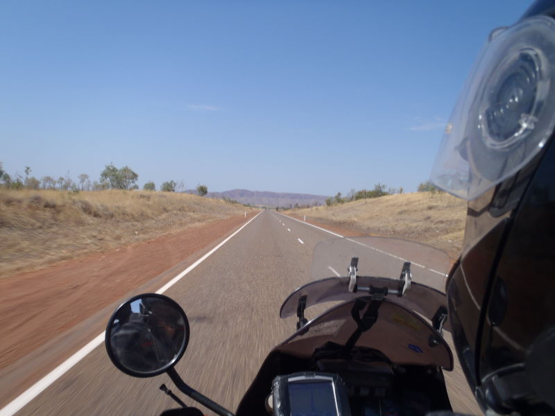 back to the Great Nothern Highway