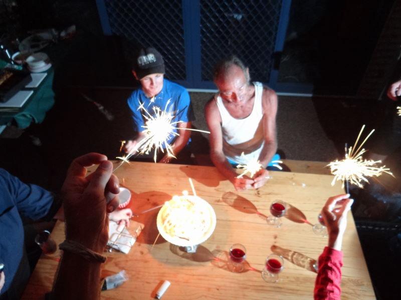 Patrick`s pre-birthday-party