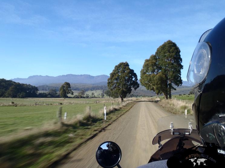 nice gravel roads