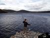 multi tasking of a woman - Randalls Bay