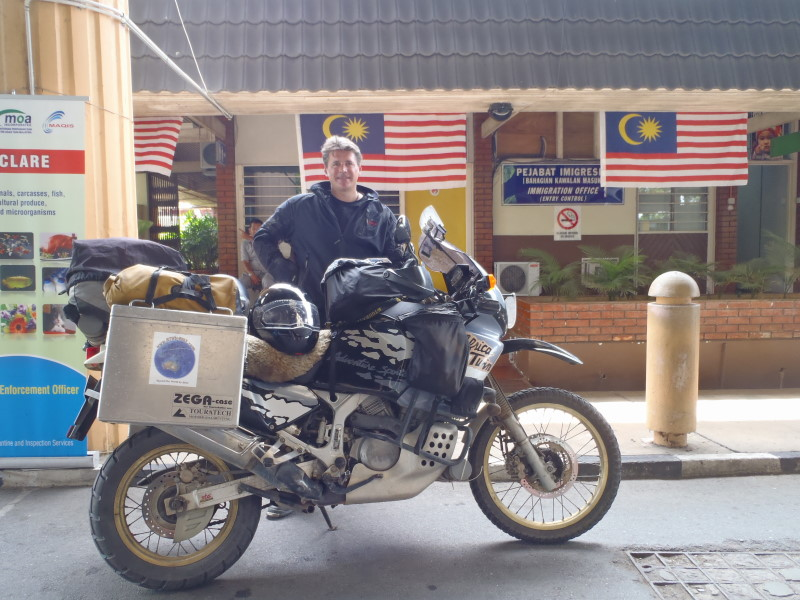 Malaysian Border