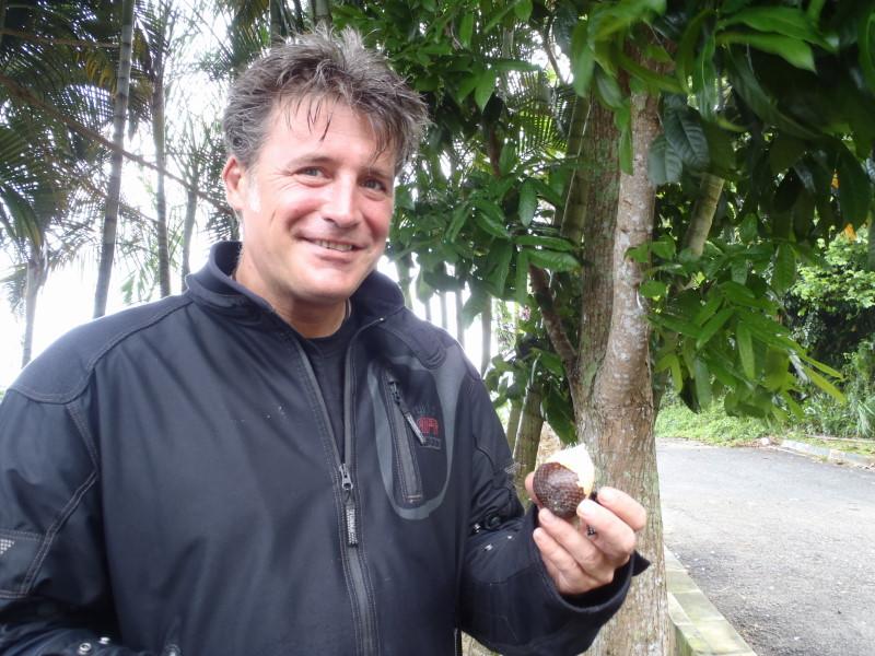 new fruits - exploring wider Penang