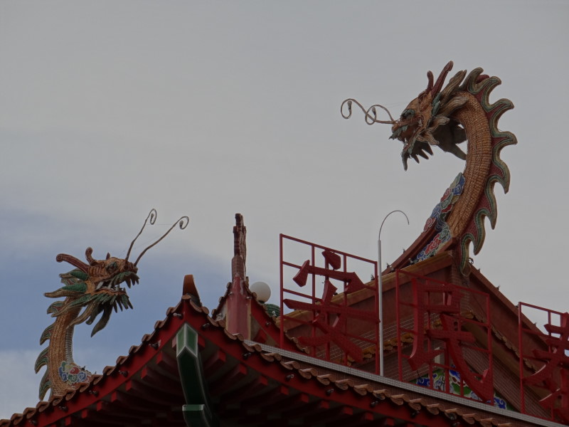 Kek-Lok-Si-Tempel, Penang