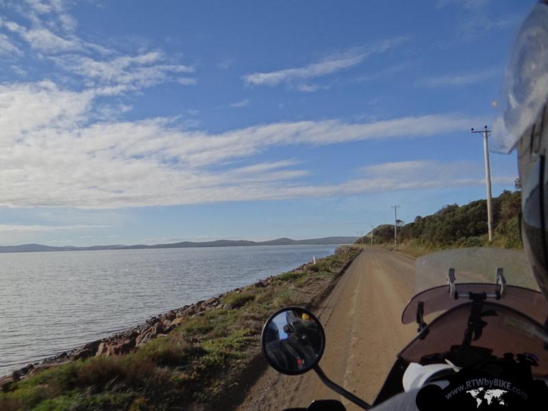 coastline driving