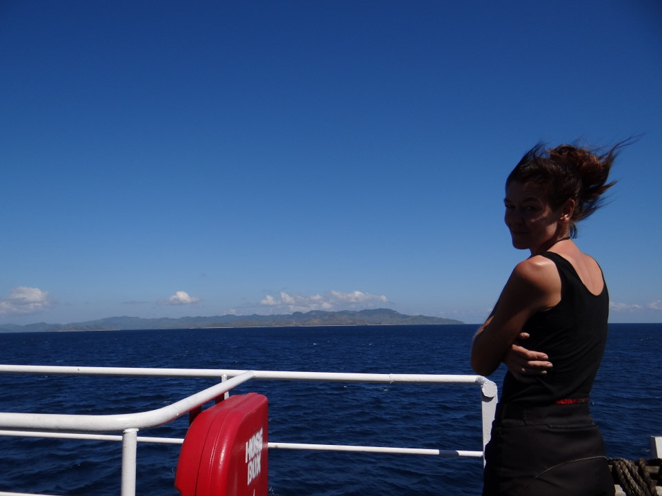 Ferry from Bali to Lombok