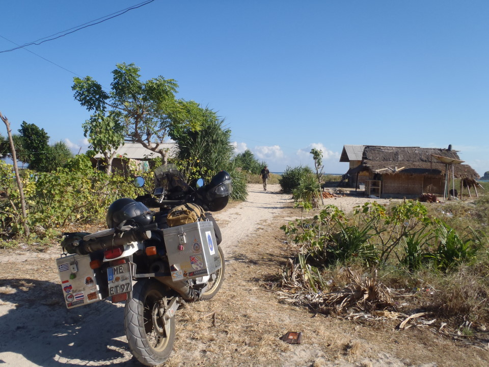 Lombok - Kuta, exploring