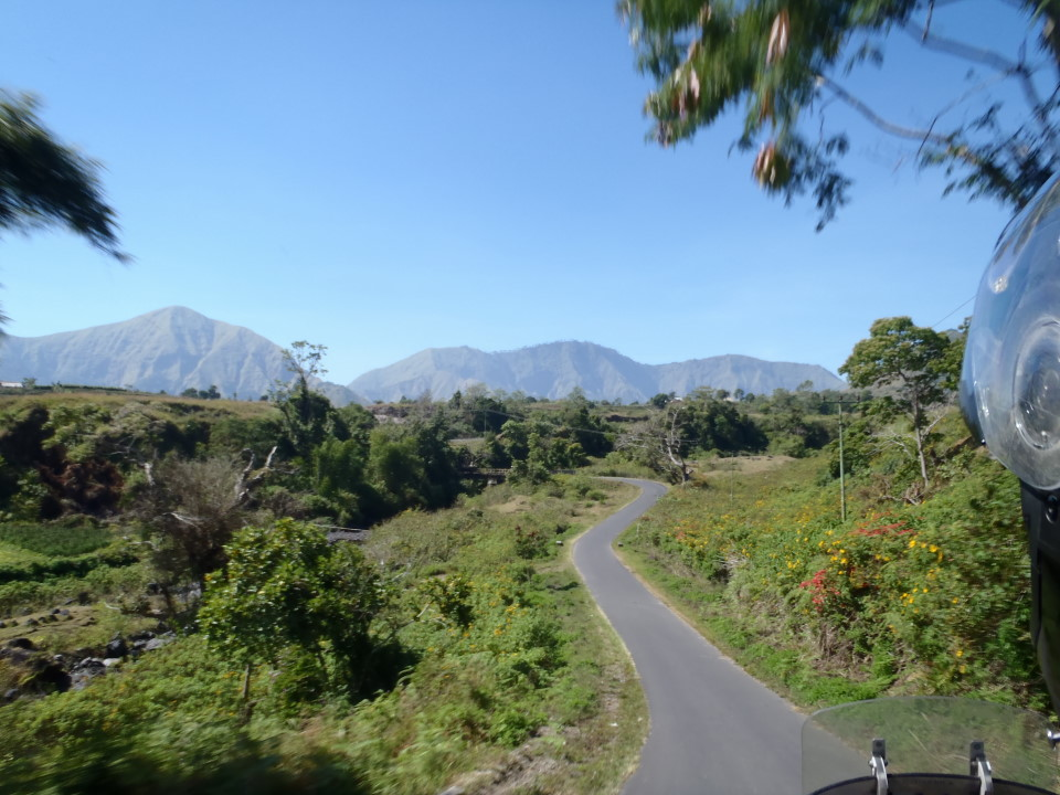 Lombok, around Mt Rinjani