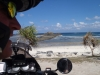 Lombok - Kuta, one of the endless beaches