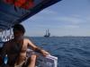 Flores - Rinca Island, boat trip