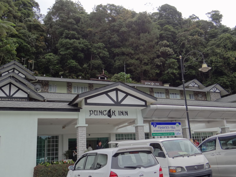 Punc(k) Hotel - this is where we gonna stay!