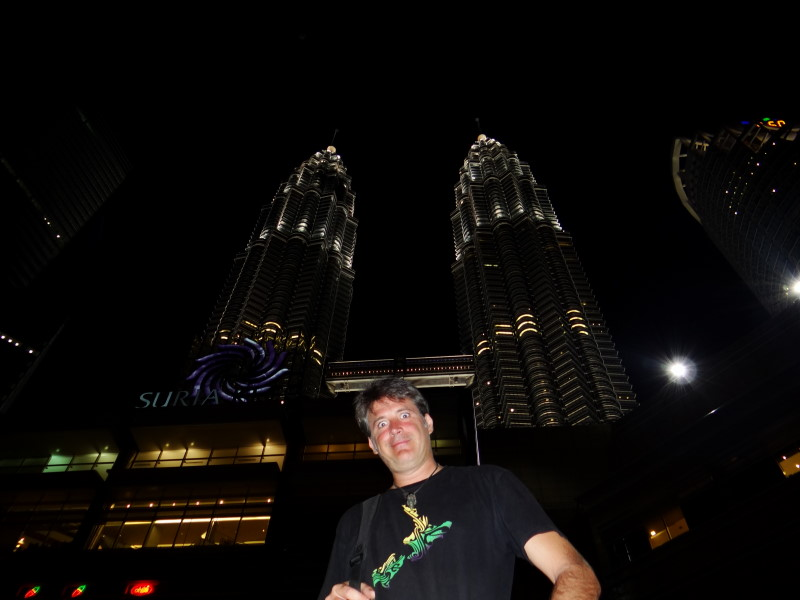 KL - Petronas twin towers