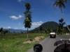 leaving Lake Maninjau