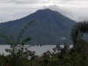 Ranau volcano is a 13 km x 8 km caldera