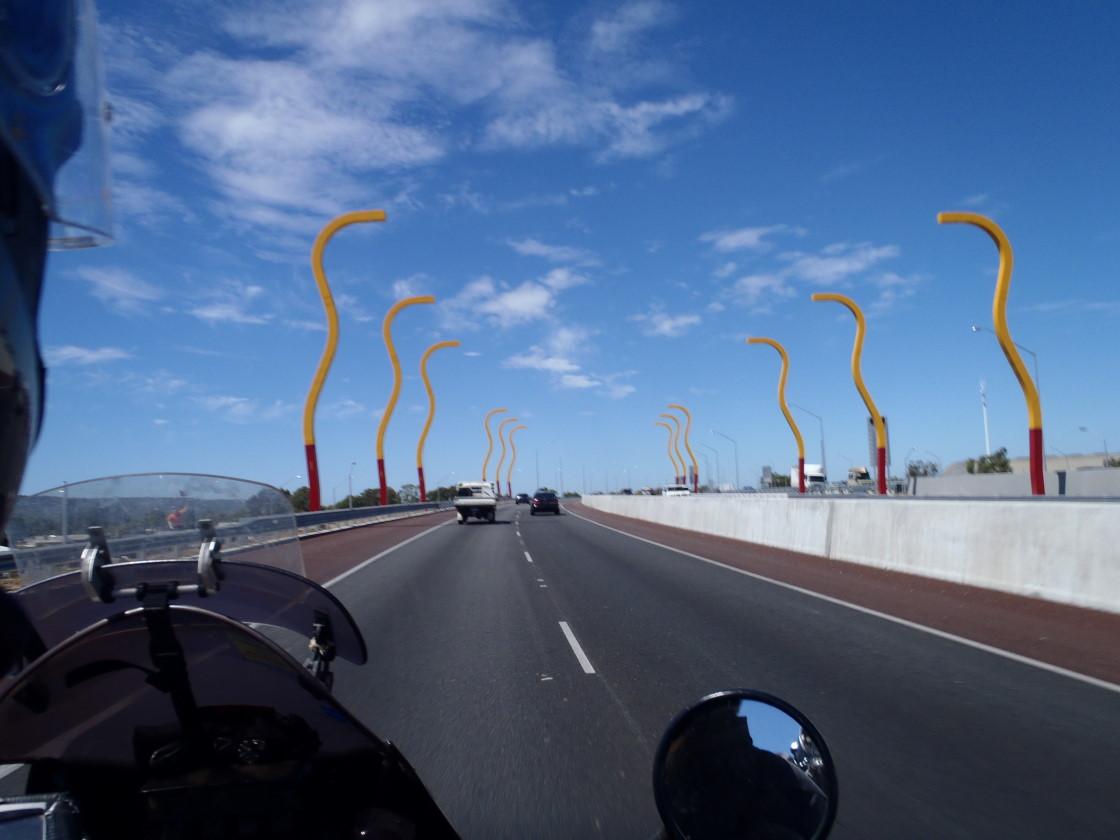 passing Perth