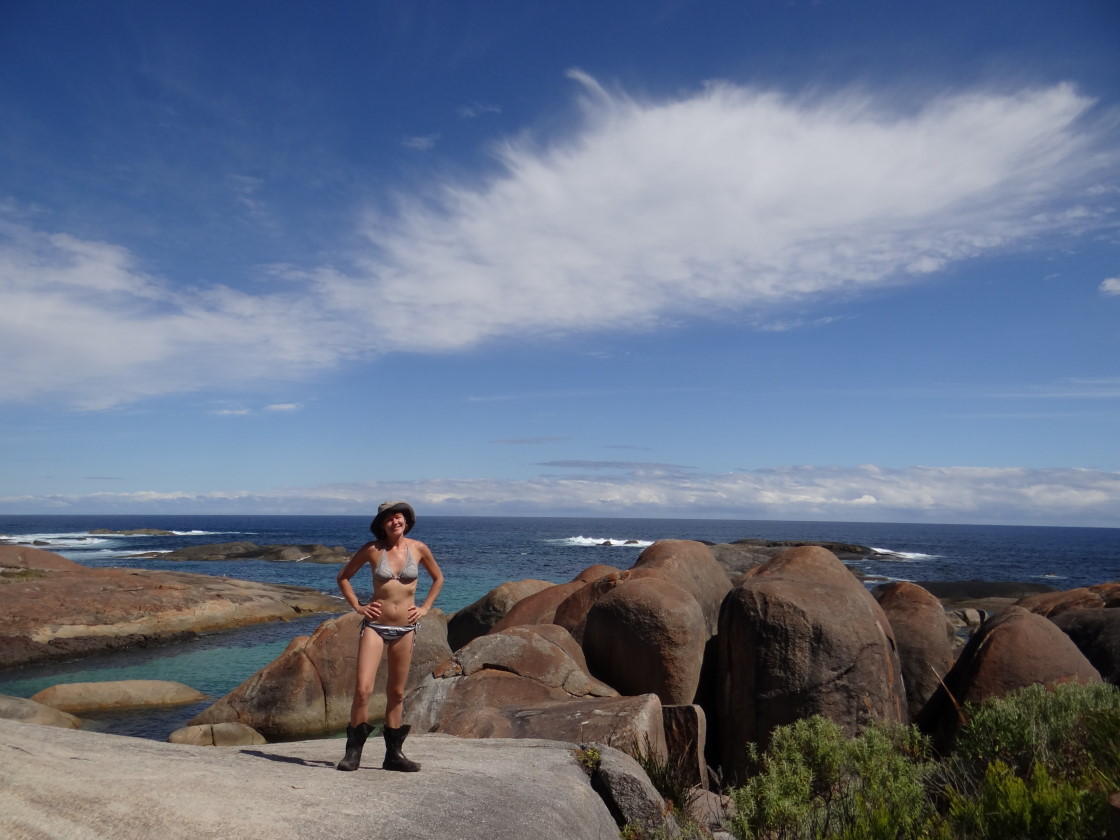 Green Pool - Elephant Rocks