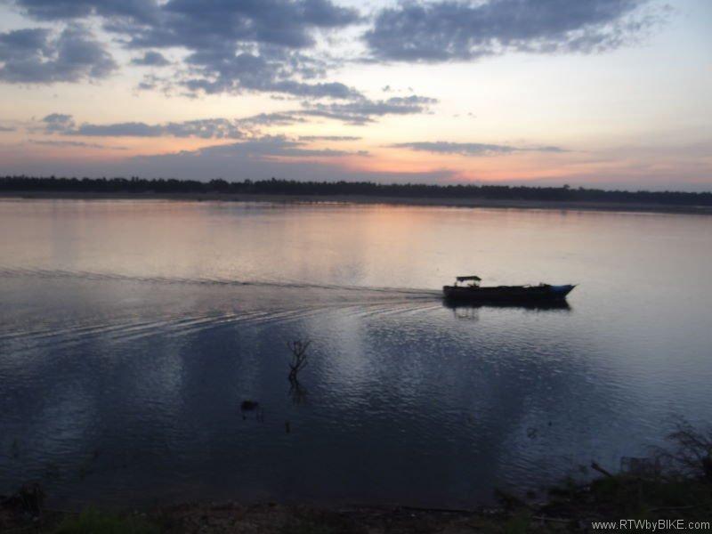 Mekong River, Kratie