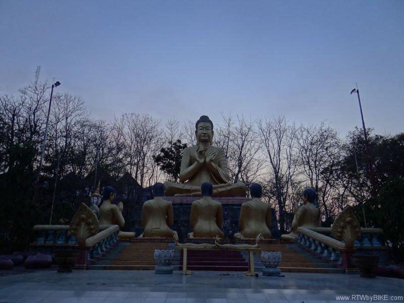 "Phnom Han Chey, also known as \""Chey Kiri Mountain,\"""