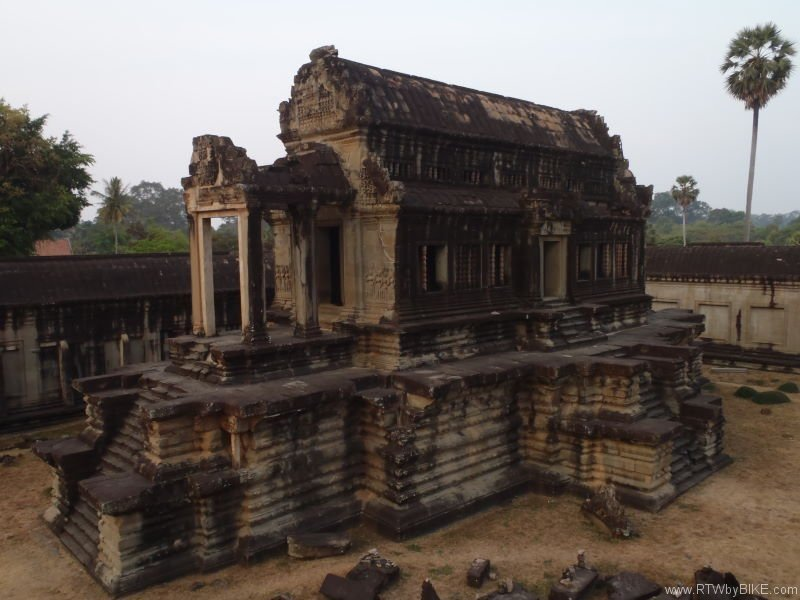 Angkor is one of the most important archaeological sites in South-East Asia