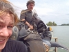 boat trip on Mekong River, Don Khon, Four Thousand Islands