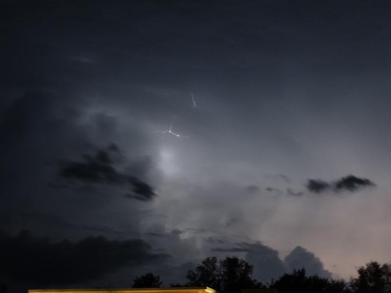thunder storm, Phuket