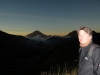 Dieng\'s misty location almost 2,093 m above sea level