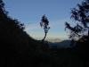 hill, jungle and local plantation...