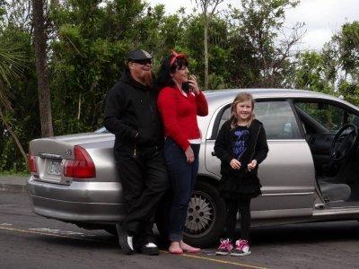 Darren, Febe and Alina