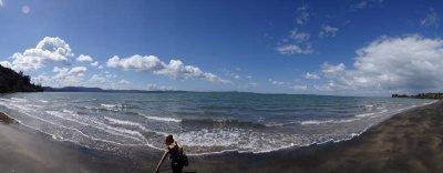 Orua beach