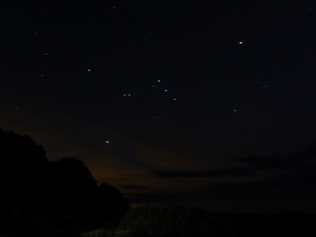 Orion, Lake Chini