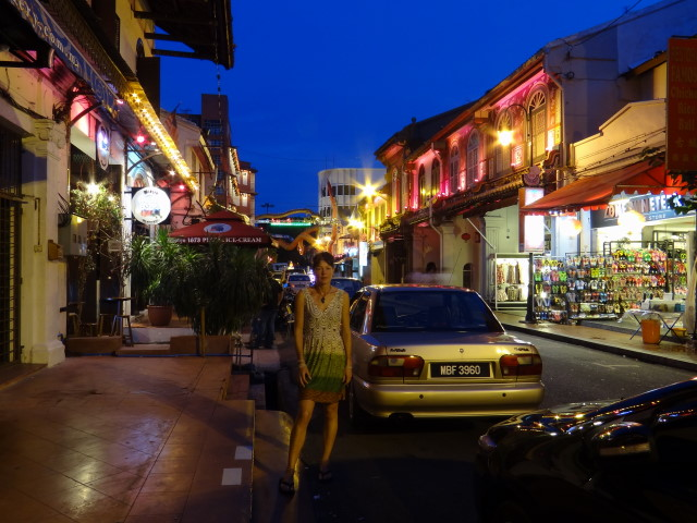 nice spirit, Malacca