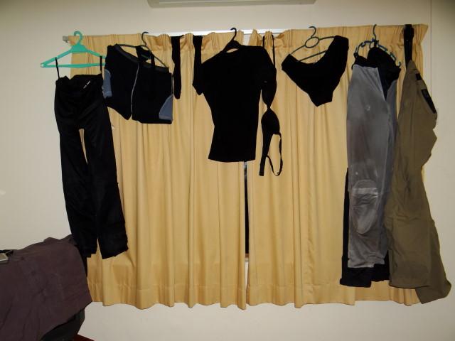 Kuala Lipis - laundry time