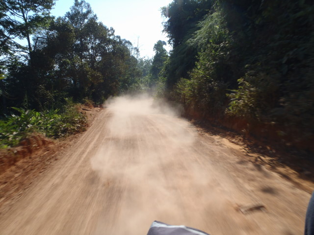 Offroad test - is working well ;-)