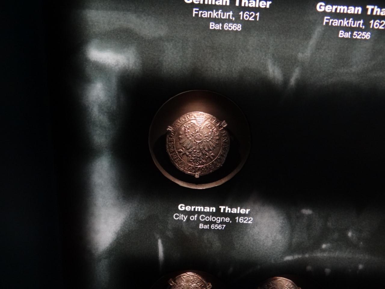 Kölle!!! German Taler, Geraldton Museum