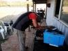 welding lesson