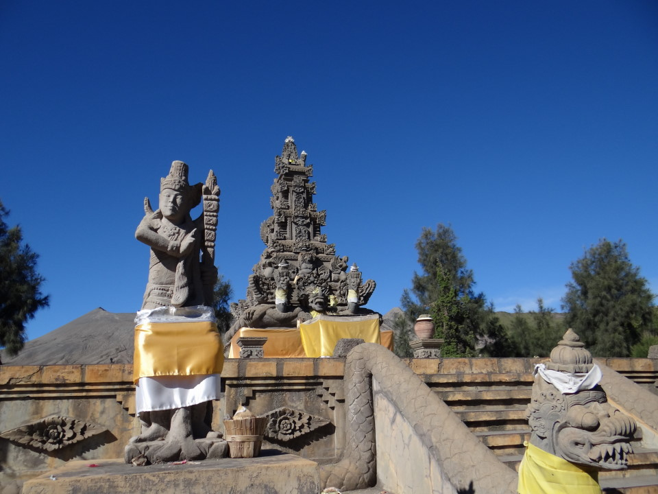 Hindu temple called Pura Luhur Poten
