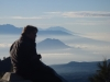 ... Mount Bromo (the most popular) and the Tengger people who inhabit the area.