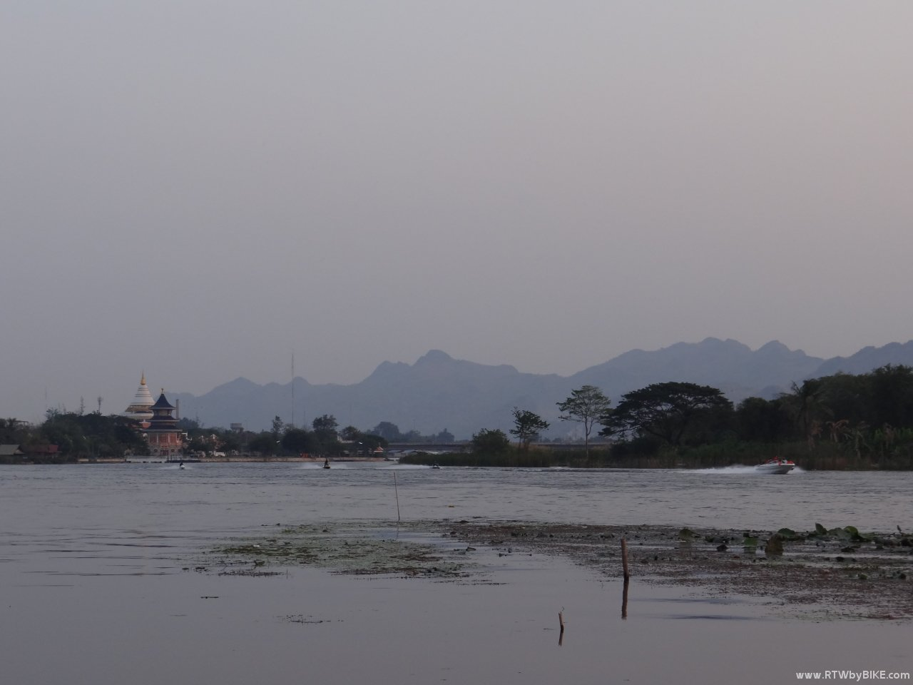 Kanchanaburi at the River Kwai
