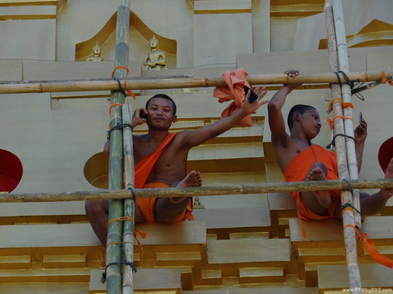 modern monks