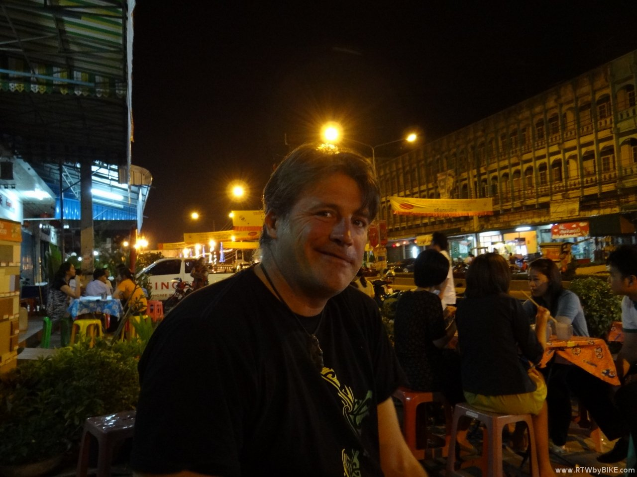 Sukhothai Night Market