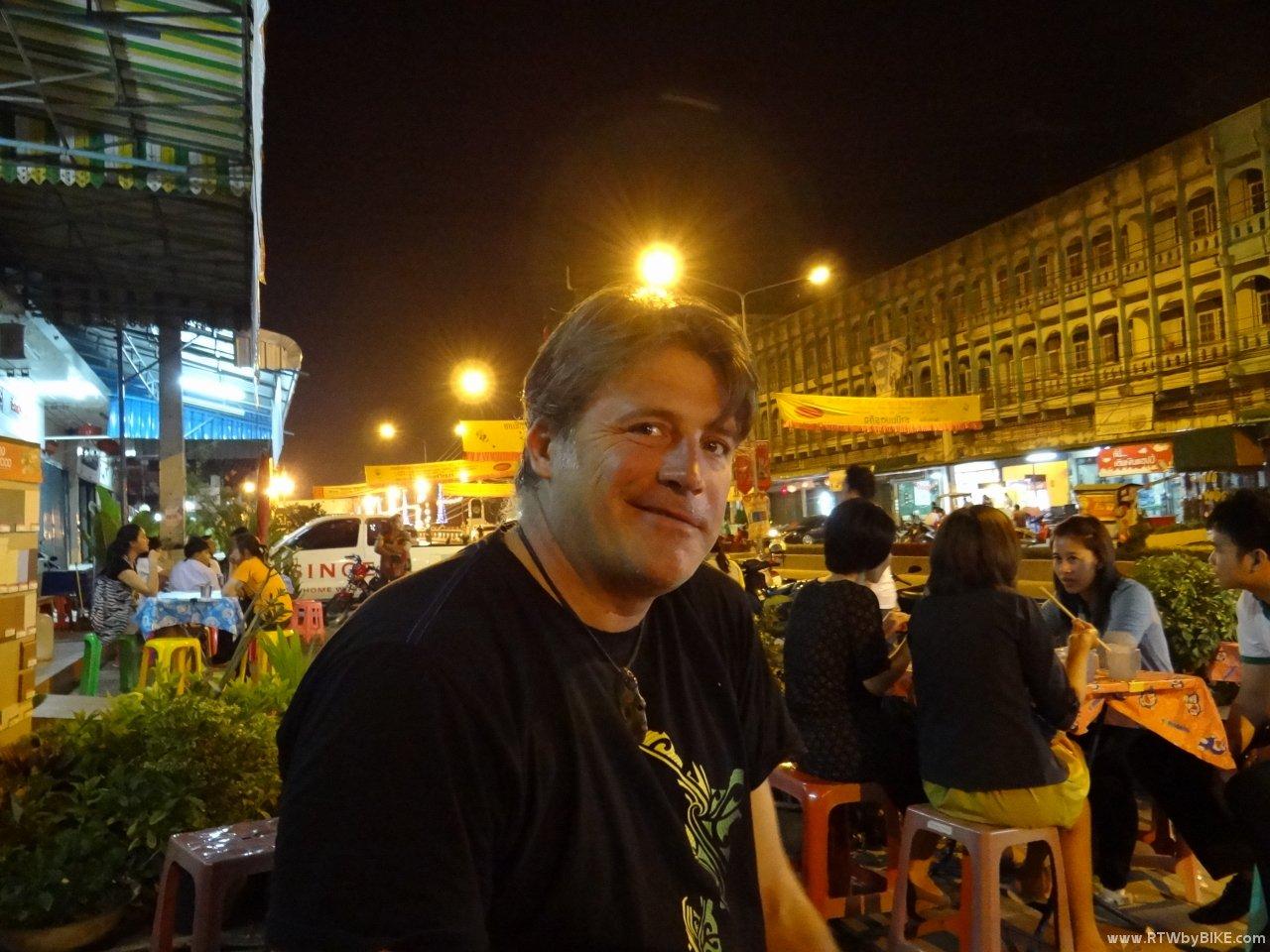 Sukhothai Night Market