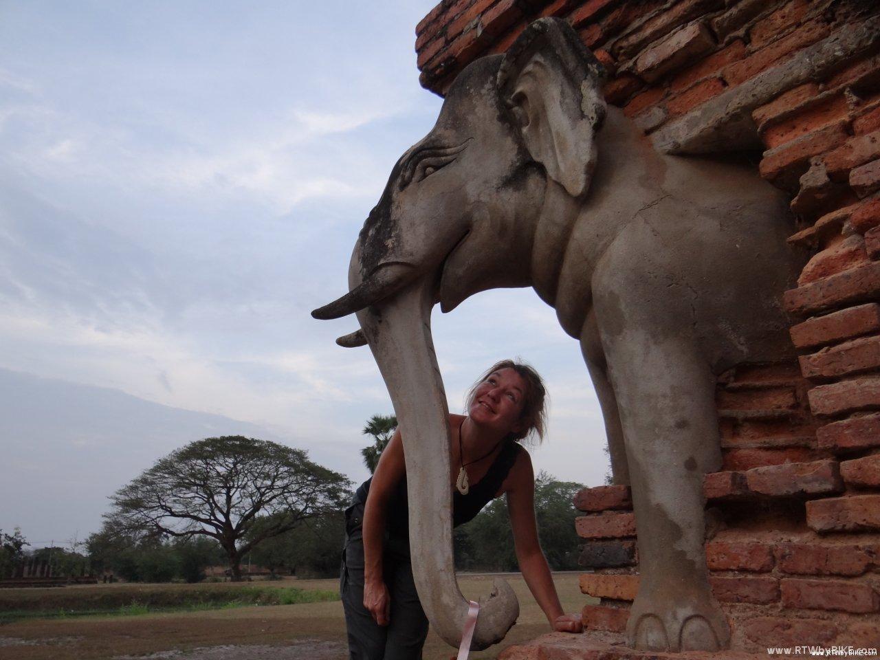 Kanchanaburi and Sukhothai0089