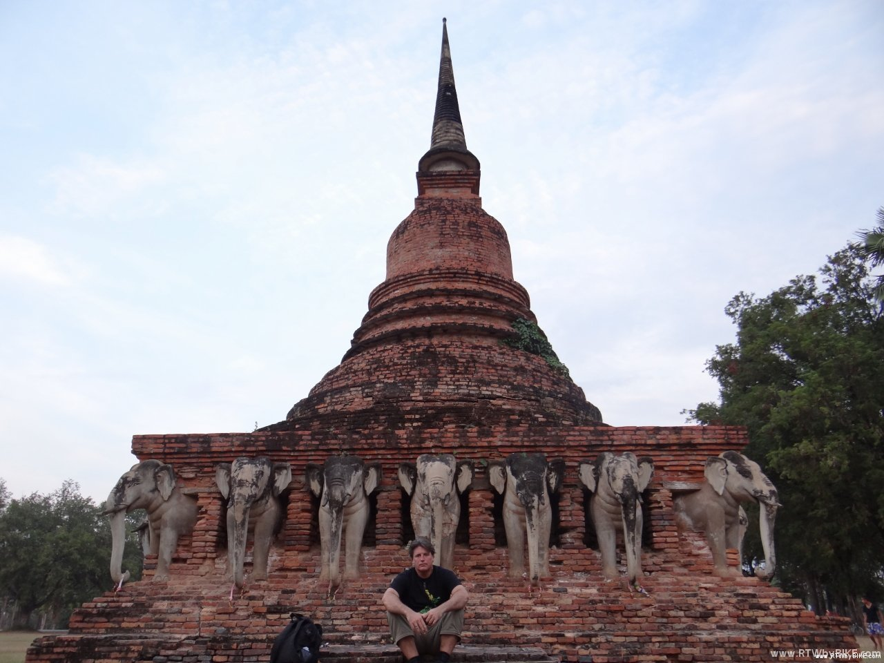 Kanchanaburi and Sukhothai0090