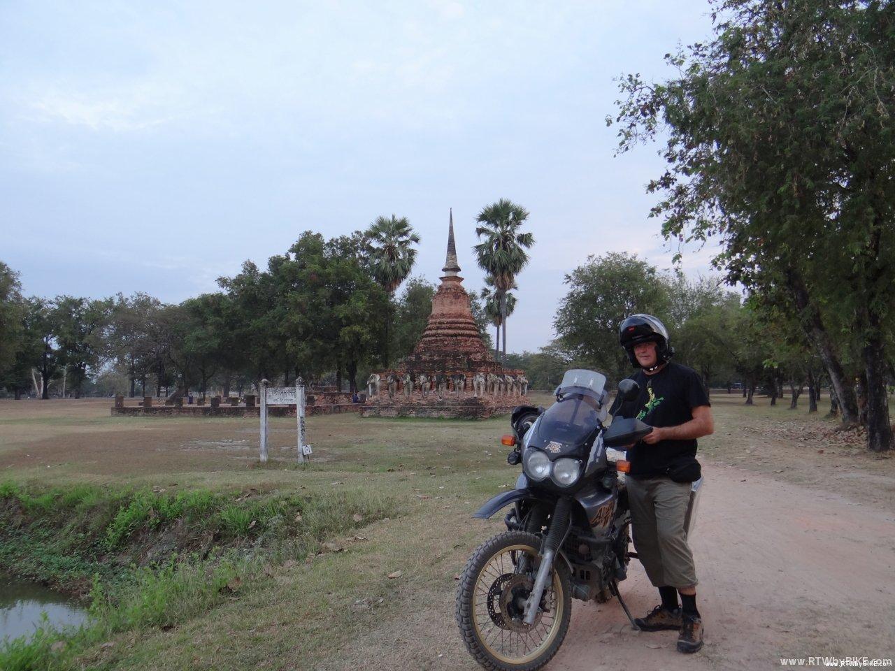 Kanchanaburi and Sukhothai0091