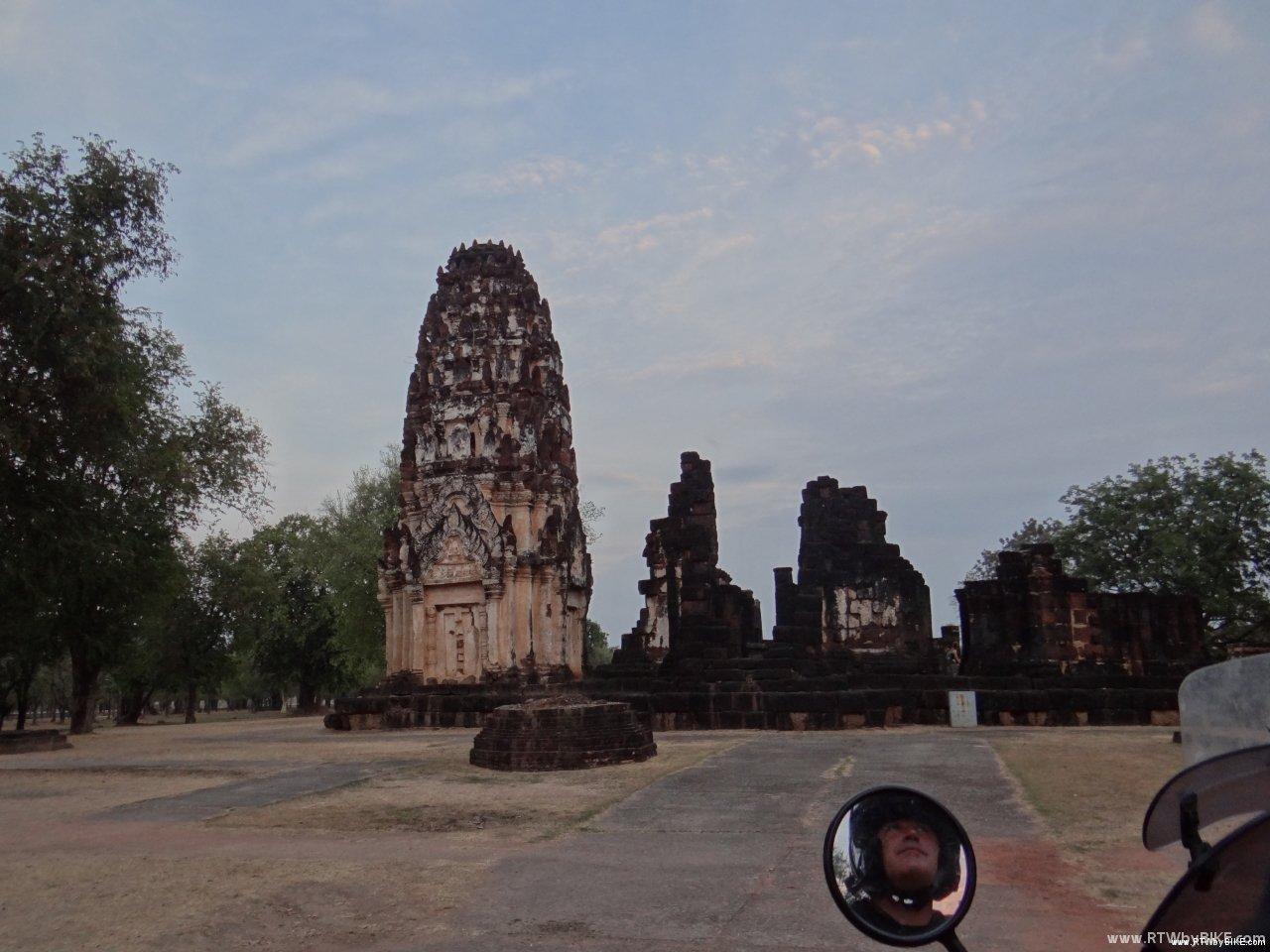 Kanchanaburi and Sukhothai0092
