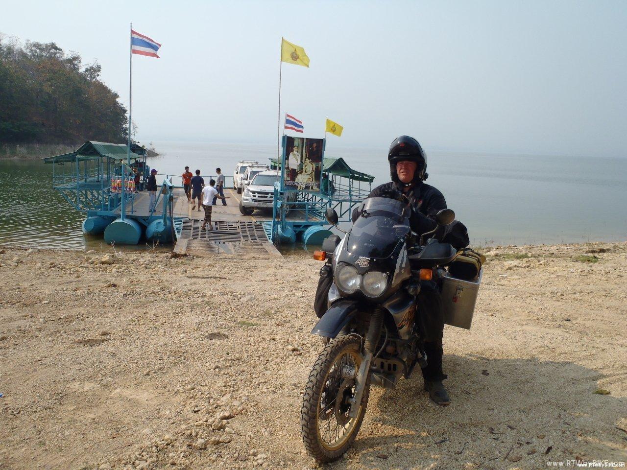 Kanchanaburi and Sukhothai