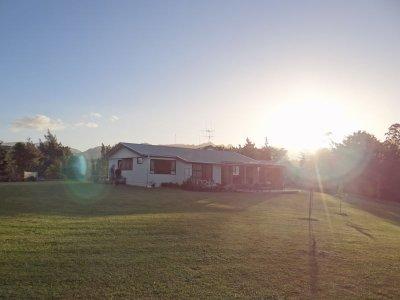 Kiwi farm house of Chris and Marty